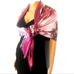 Accessories - 100% Silk Scarf Imported frm Romania